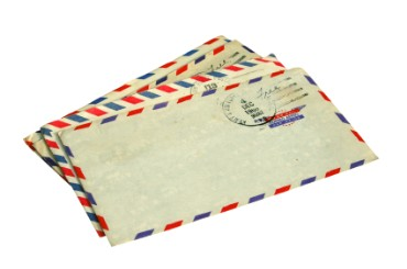Speical Airmail Envelopes