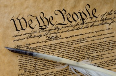 Copy of U.S. Constitution