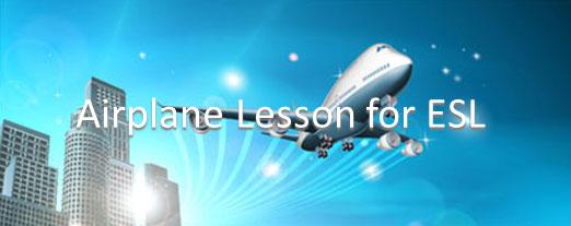 ESL Lesson Airports