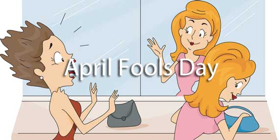 April Fool's Day Lesson