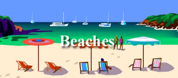 ESL Lesson Beaches