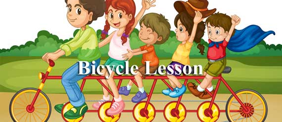 Bicycles Lesson