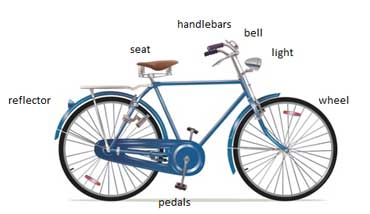 Esl Lesson About Bicycles And Bikes Page 2