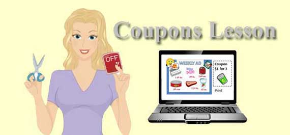 Coupons Lesson