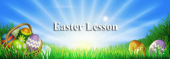 ESL Easter Lesson