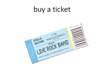 Buy Dad a Ticket to a Concert