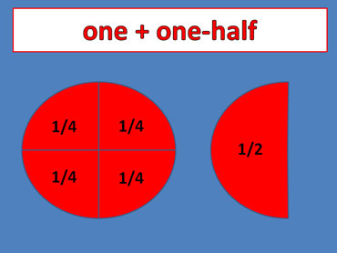 One and One-Half