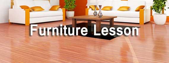 ESL Lesson About Furniture