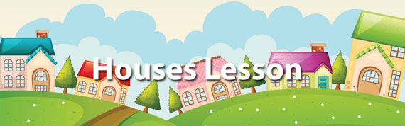 ESL Lesson Houses