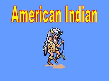 American Indian Dancer