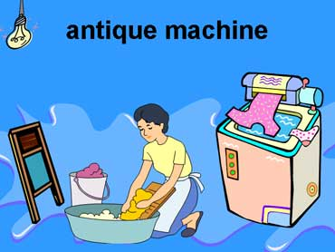 Antique Machines