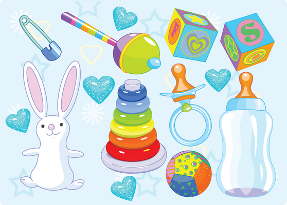 Baby Toys and Supplies
