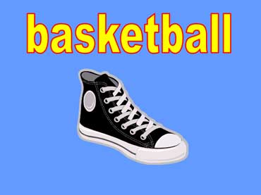 Basketball Shoes - High Tops