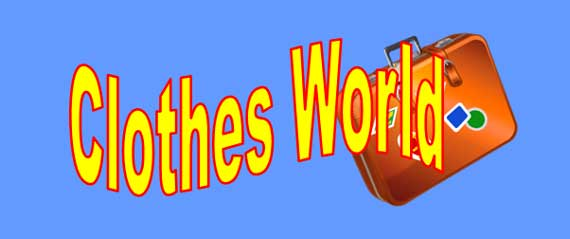 Clothes Around the World Lesson Banner