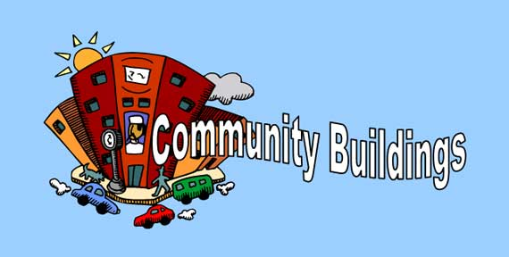 Community Buildings Banner