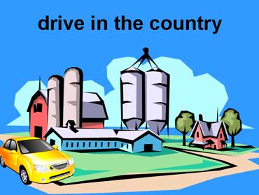 Drive in the Country
