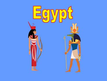 Egyptian Woman and Man
