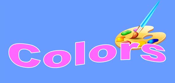Colors Lesson Banner
