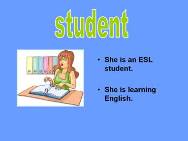 ESL Student