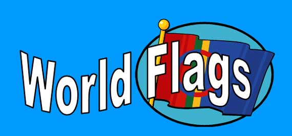 World Flags Banner