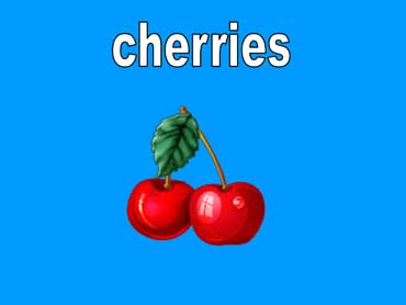 Cherries Are Red