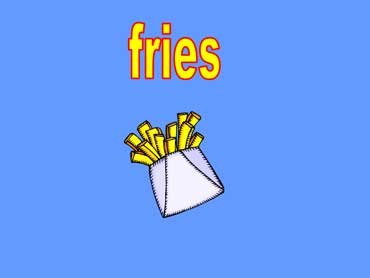 Small Order of French Fries