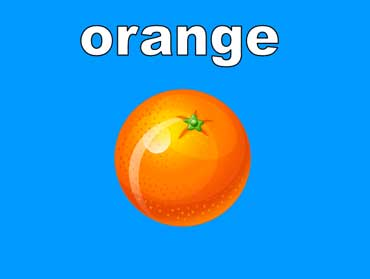 Oranges Are Round and Orange