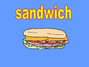 Lunchmeat Sandwich with Lettuce and Tomato