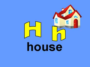 H h - House