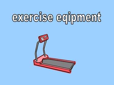 Exercise Equipment - Treadmill