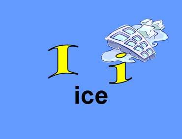 I i - Ice