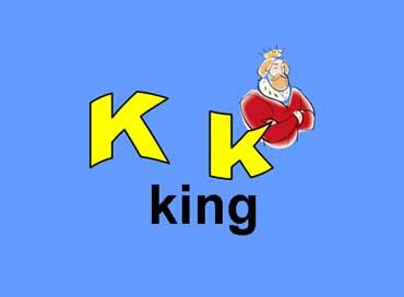 K k - King