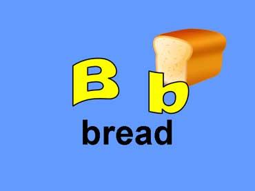 B b - Bread