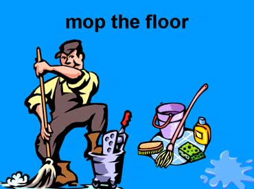 Mop the Floor