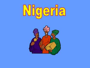 Nigeria - Colorful Clothes