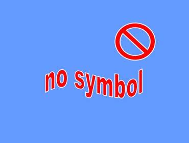 Red No-Symbol