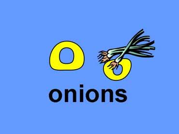 O o - Onion