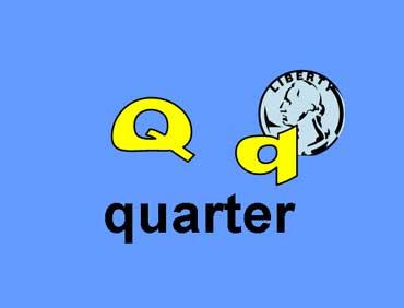 Q q - Quarter