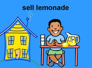 Sell Lemonade