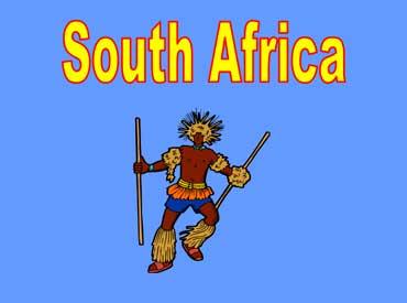South Africa - Dancer