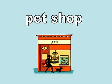 Pet Shop - Birds and Fish