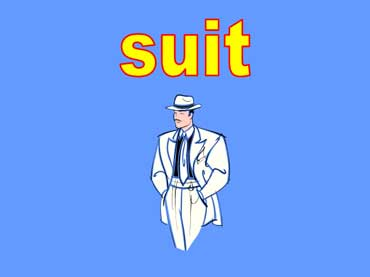 Man Wearing a White Suit