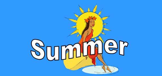 Summer Lesson Banner