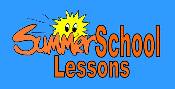 ESL Summer School Lessons