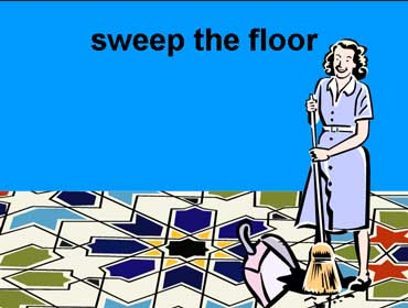 Sweep the Floor