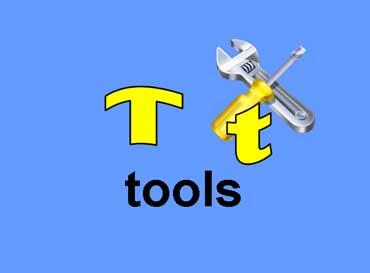 T t - Tools