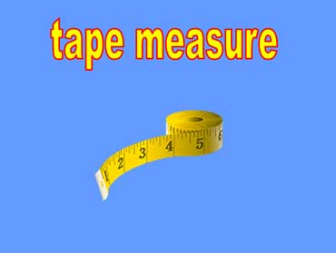 Yellow Tape Measure