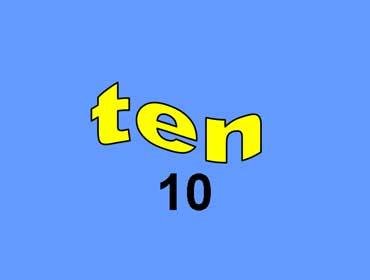 10 - ten
