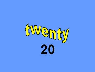 20 - twenty