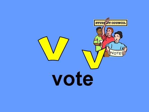 V v - Vote